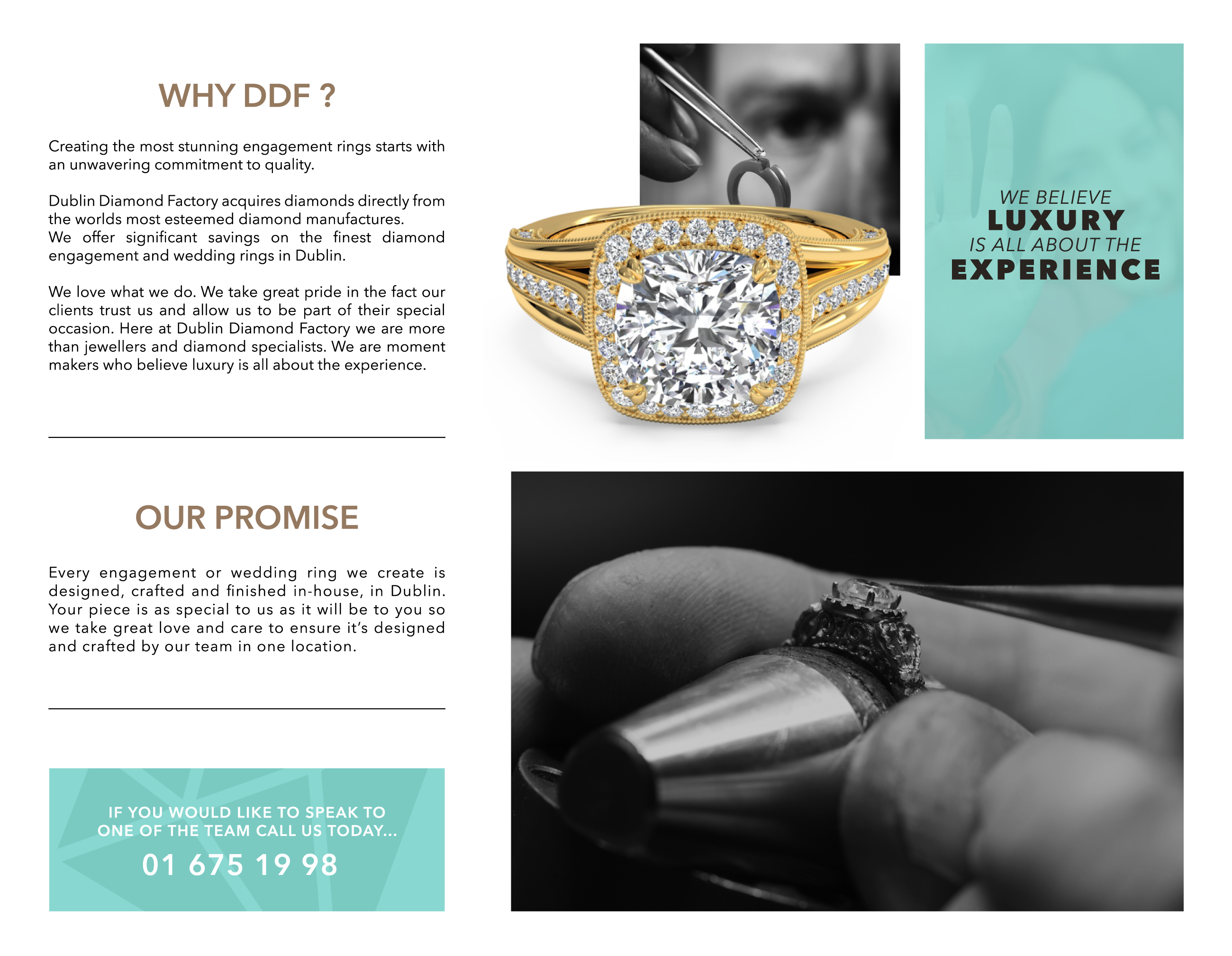 Bespoke Diamond Design
