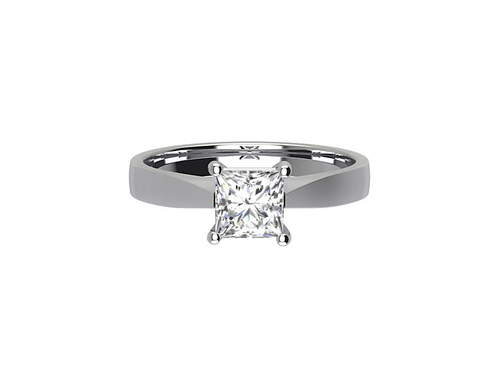 DDF CLASSIC SOLITAIRE RING